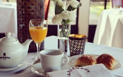 Nouveau : Petits-déjeuners à l'Argenson